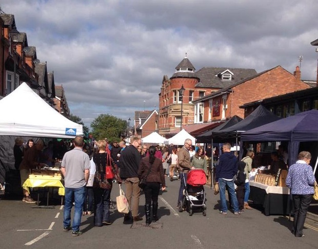 Heaton Moor Producers' Market
