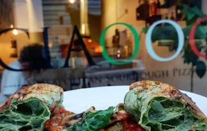 Ciaooo, baby! Yet another contender for best Neapolitan Pizza in Manchester