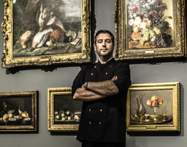Back to the drawing board for new chef at Gallery Café