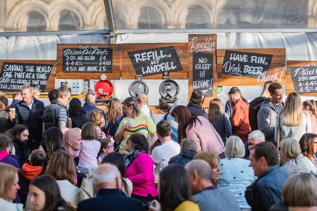MANCHESTER FOOD AND DRINK FESTIVAL ANNOUNCES 2019 DATES AND NEW VENUE FOR FESTIVAL HUB