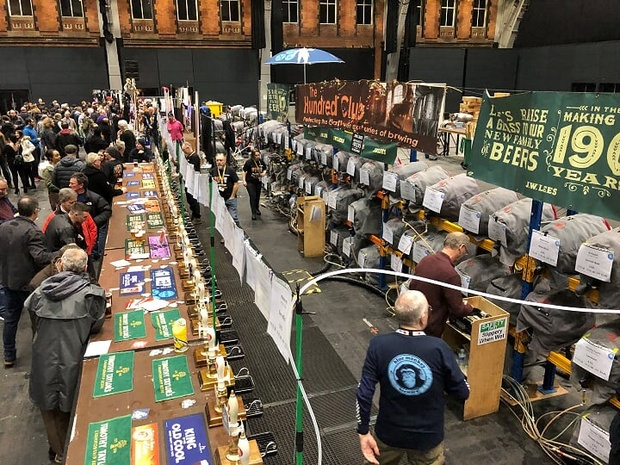 Let's take you to cask! Countdown to Manchester Beer & Cider Festival