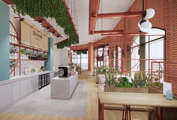 Ditto Coffee expands its city centre portfolio at Bruntwood Works' Union Building