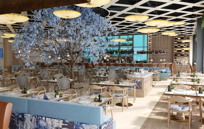 San Carlo head local food and drink arrivals for Airport Super terminal