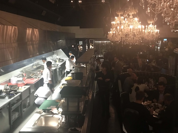 Review: Gaucho, St Mary's Street