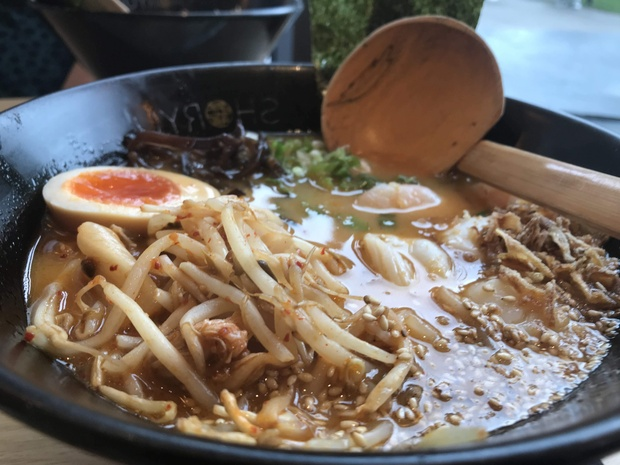 Review: Shoryu Ramen Summer Menu