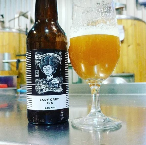Lady Grey IPA looks a Runaway Success on International Women's Day