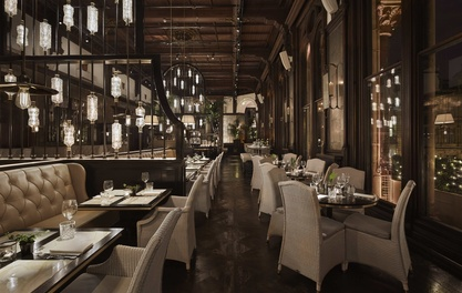 Grand Pacific opens – lavish colonial destination in old reform Club