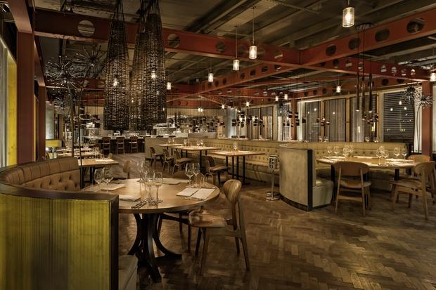 Best Hotel Restaurants London