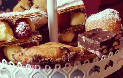 Win afternoon tea for two at the deliciously different Tomfoolery at 34