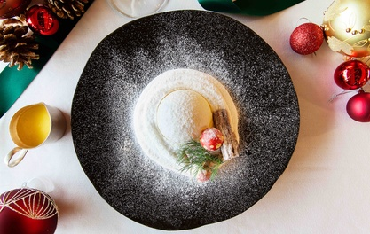 Ivy unveils Decadent Snowball Fight dessert and 'poles apart' Terraces
