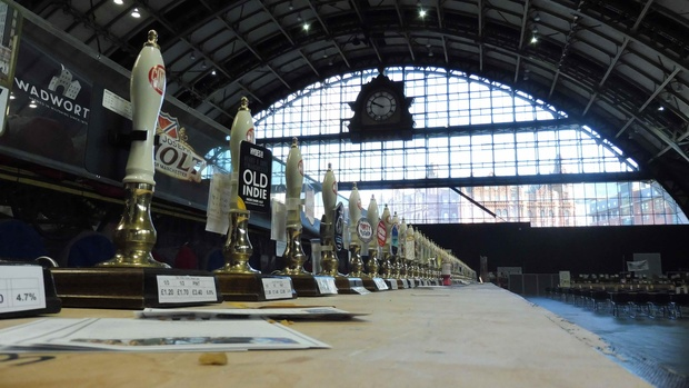 An ale for every taste – Manchester Beer and Cider Festival