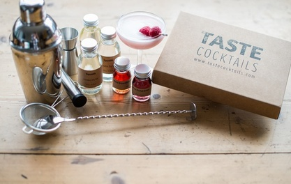 Free Cocktails Delivered to your Door: Win a 3 Month Subscription to Taste Cocktails
