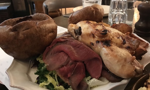 Review: Refuge Sunday Roasts