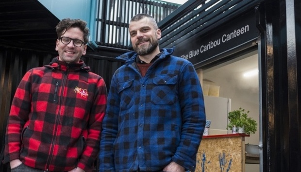 Blue Caribou Canteen are bringing their telly hit poutine to the Arndale