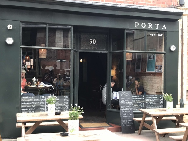 Tapas kings Porta to open a new bar off Chapel Street, Salford