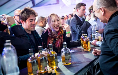 Manchester Whisky Festival – mammoth celebration of the wee dram