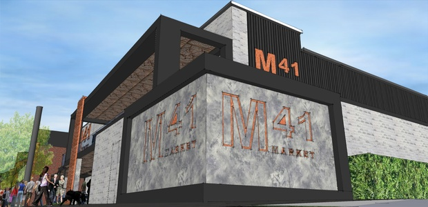 M41 MARKET FOOD HALL PLAN MOVES CLOSER – AND OUR GUIDE TO FOODIE URMSTON