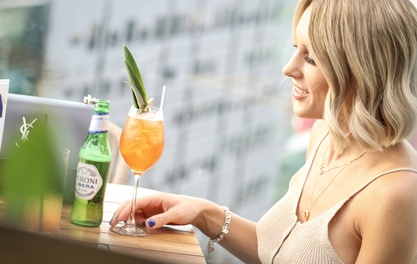 20 Stories partners with Peroni for a summer terrace takeover