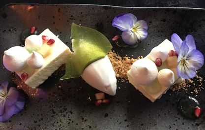 Review: Tattu new spring menu