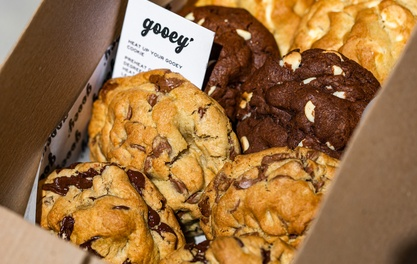 GOOEY HAS OPENED A SECOND MANCHESTER SITE