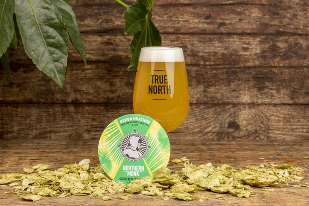 Battle of the Heathens – we taste Monk's cannabis oil collab beer