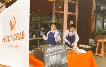 Exciting new pop-up hub under the Mancunian Way hatches a Crab