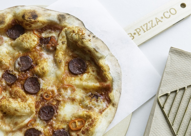 Meeting the fashion guru bringing a different kind of pizza to town