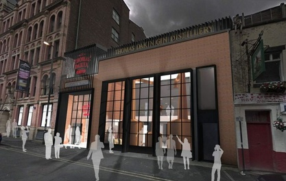 Thomas Dakin Gin plans distillery, bar and academy in city centre