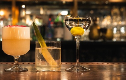 Cheers! Hawksmoor launches first new cocktail list since the Noughties