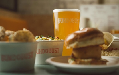 Review: Bundobust, Piccadilly