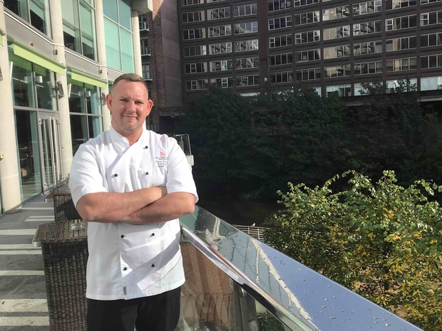 Meet the new look Lowry Hotel and its head chef Dave Ashton