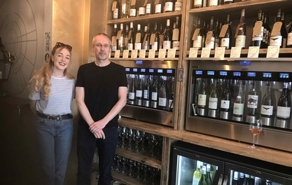 Wine bar Sip is a welcome addition to the Burton Road scene