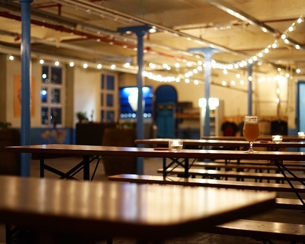Picture this – movies and a Squawk taproom at the top of a Piccadilly mill
