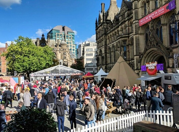 Don't miss some amazing treats across the MFDF's final weekend