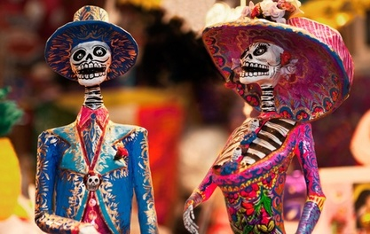 Mexican Day of the Dead? Let Wahaca's Thomasina cook your last supper!