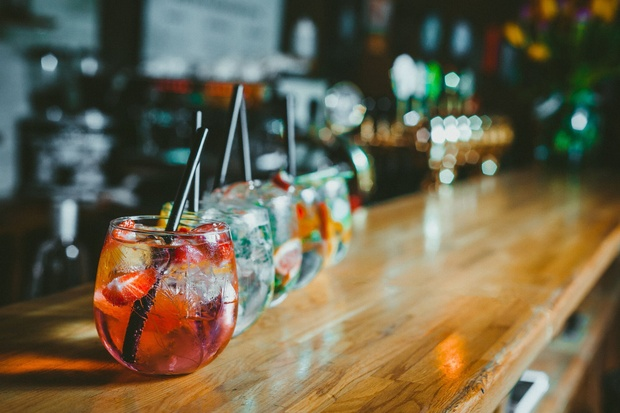 Gintastic events at the Cathedral and MFDF that raise the spirit bar higher