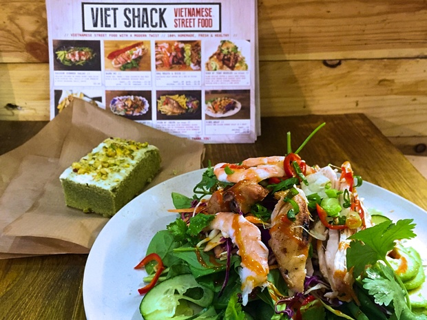 Healthy Options At The Arndale Food Market News Taste Of
