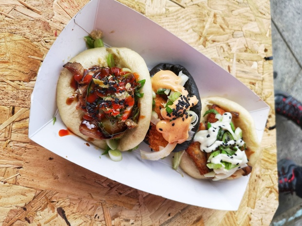 Take a bao! Wallace and Sons represent Manchester in the British Street Food Awards