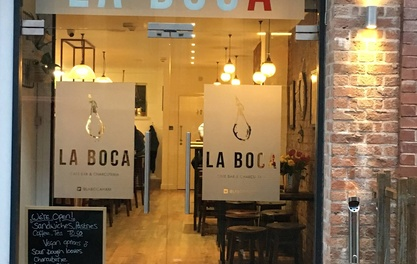 First Look: La Boca, Northern Quarter