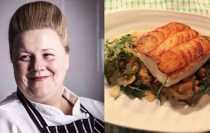 Win a table for two tasting Eve Townson's Great British Menu dishes