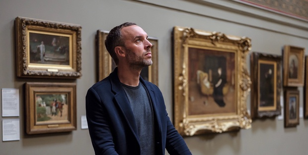 Tasting notes from Thom Hetherington, CEO of NRB and Manchester Art Fair