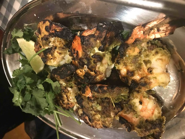 Review: Dishoom, Manchester Hall