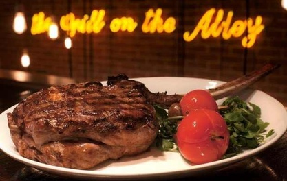 WIN: Steak School masterclass at Grill on The Alley