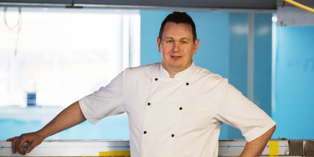 Ex Lowry chef Andrew Green will run Hotel  Indigo restaurant