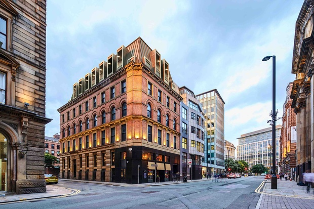 Kro Hospitality take on Asha's with plans for a 49 room boutique hotel