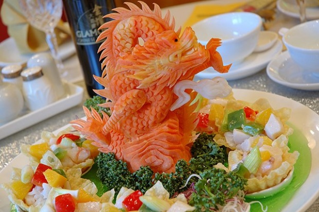 Five restaurants to celebrate the Chinese New Year In