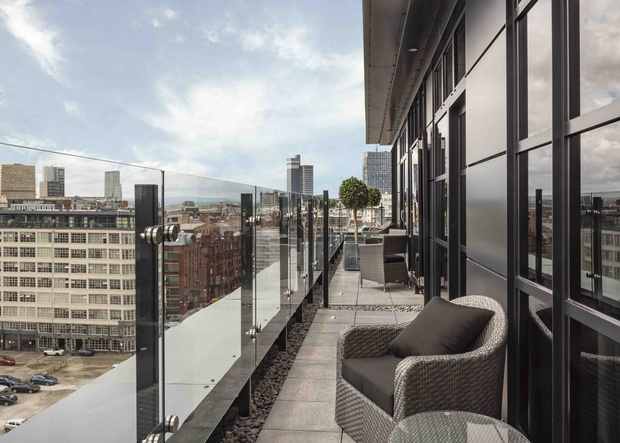 Grand Deluxe Suite opens up new horizons at Dakota Manchester