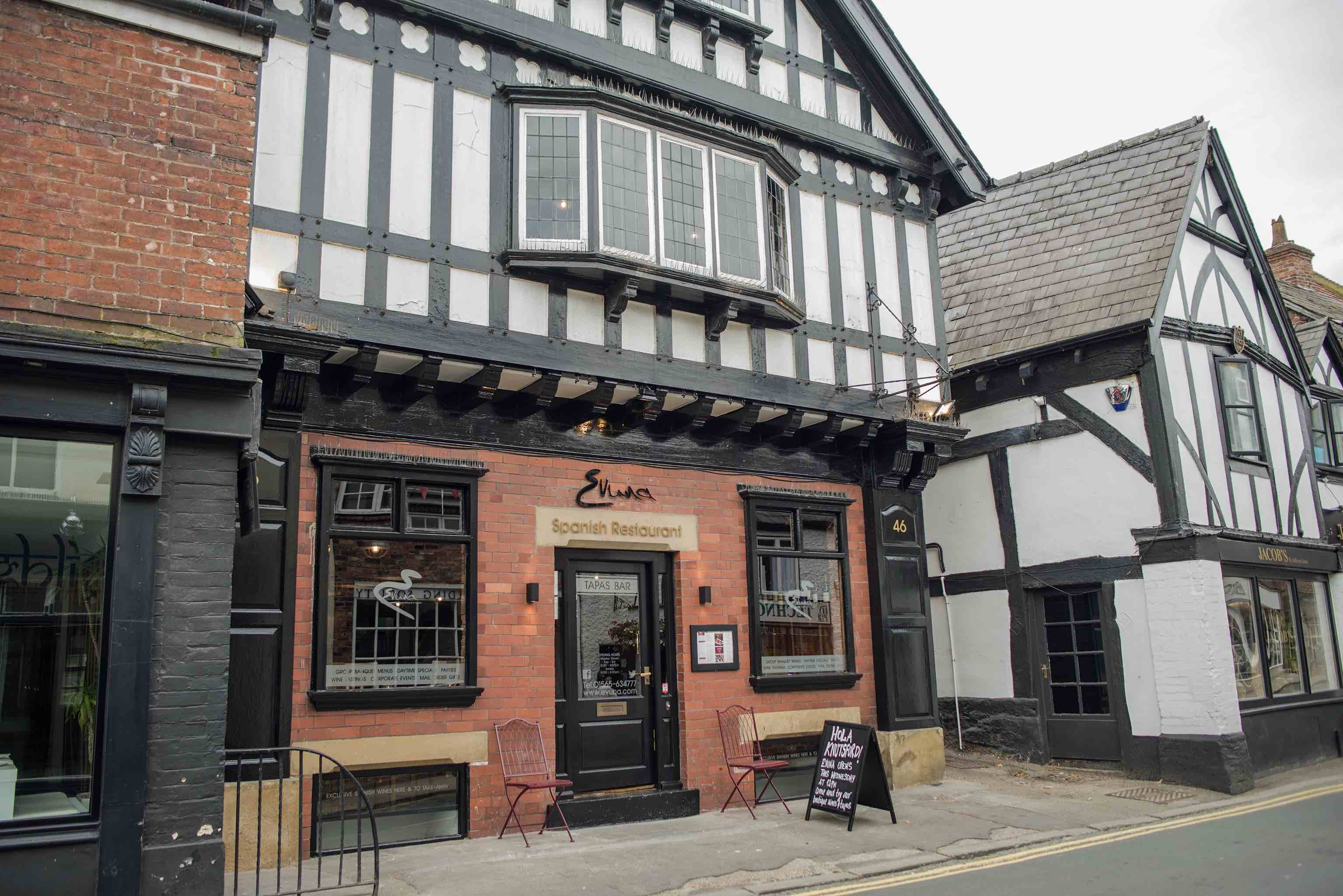 Spain Comes To Cheshire First Look At The New Knutsford Evuna News Taste Of Manchester