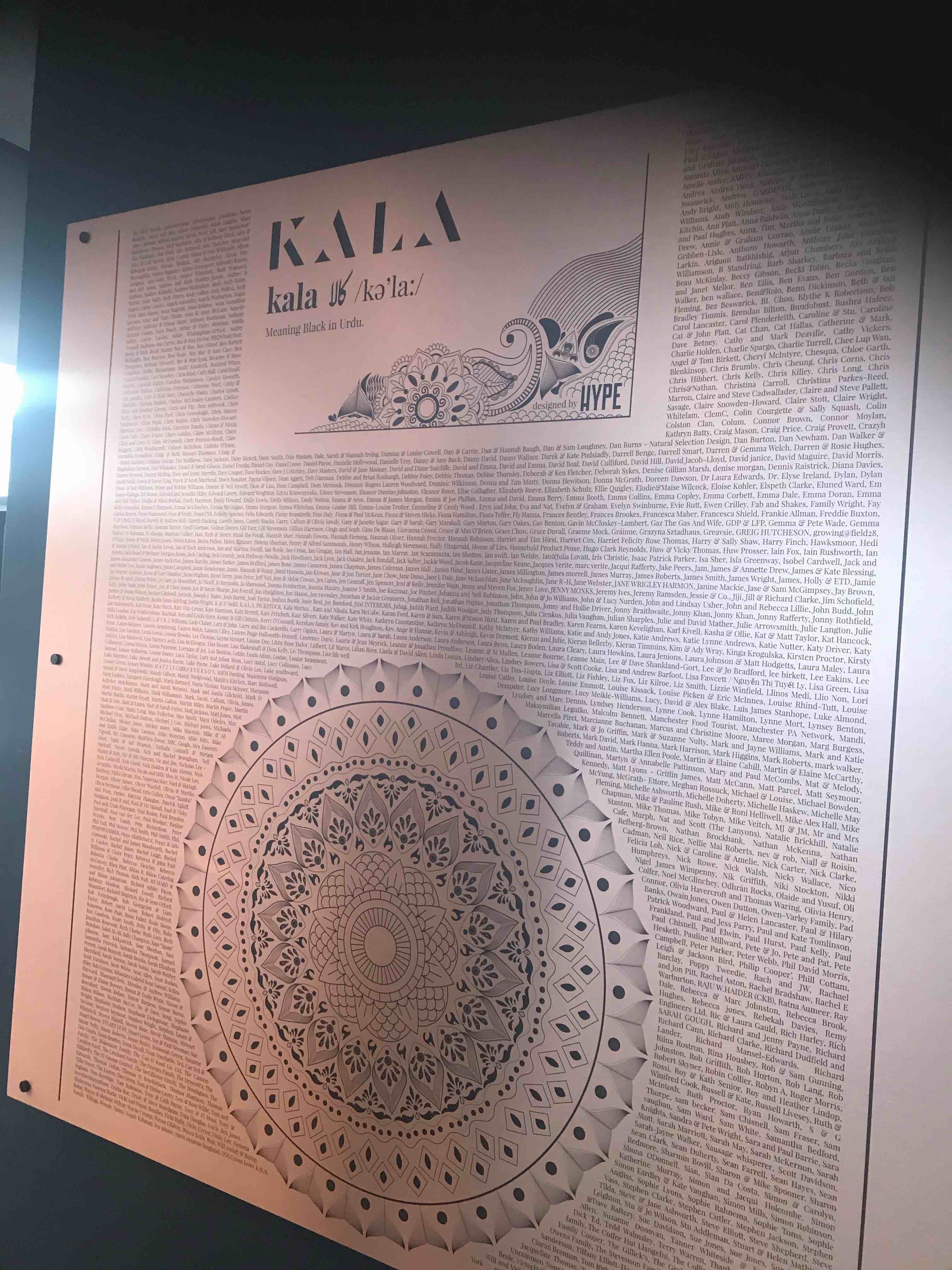 Review: Lunch at Kala, King Street | Reviews | Taste of Manchester