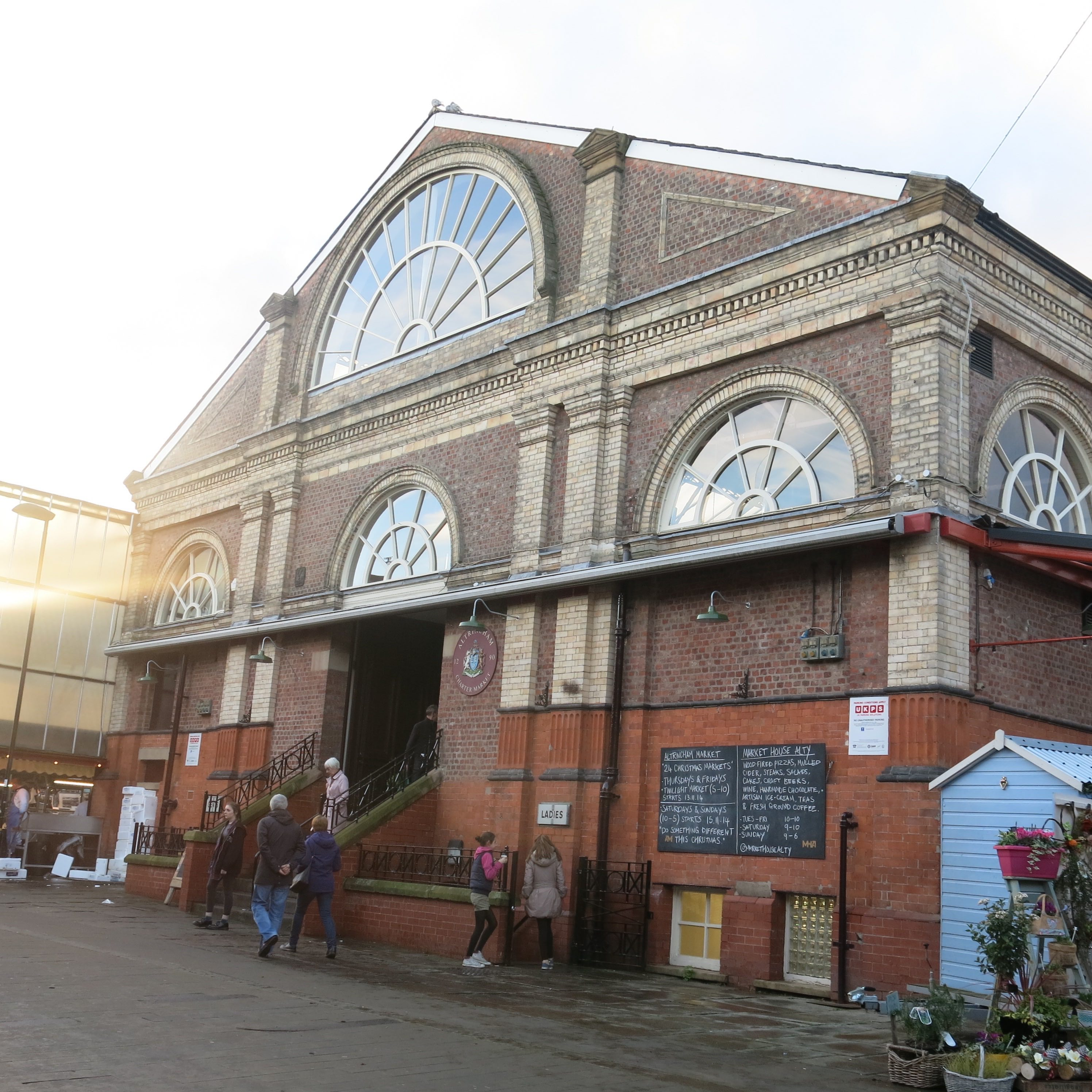 Altrincham Market & Market House wins top national foodie